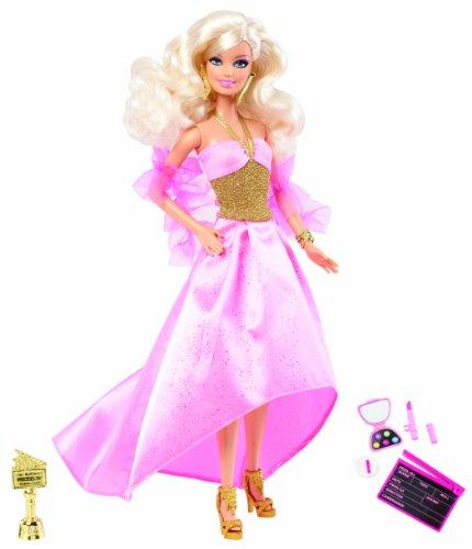 Preisvergleich Produktbild Mattel Barbie Y7373 - Ich wäre gern... Schauspielerin, Puppe