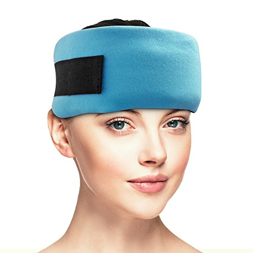 dynamik-products-migraine-cooling-head-wrap-sinus-tension-headache-cold-pain-relief