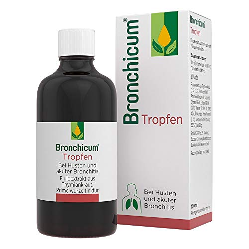 Bronchicum Tropfen, 100 ml Tropfen