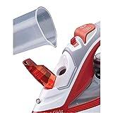 Morphy Richards Ultra Glide 1600-Watt Steam Iron (Red/White)