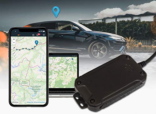 Salind GPS-Tracker Auto, Motorrad und Fahrzeuge mit