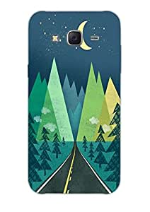 Casefit Mobile Cover for Samsung Galaxy J5