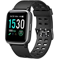 Willful Smartwatch Orologio Fitness Tracker Uomo Donna Sportivo Smart Watch IP68 Cardiofrequenzimetro da Polso Smartband Activity Tracker Contapassi Calorie per Android iPhone Samsung Huawei Xiaomi