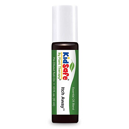 Plant Therapy KidSafe Itch Away Synergy Pre-Diluted Roll-On 10 mL (1/3 oz) 100{82774053b5230d457ac0c6624757299dd26f11032b096ba07ca2e9ec5fbfd614} Pure, Therapeutic Grade
