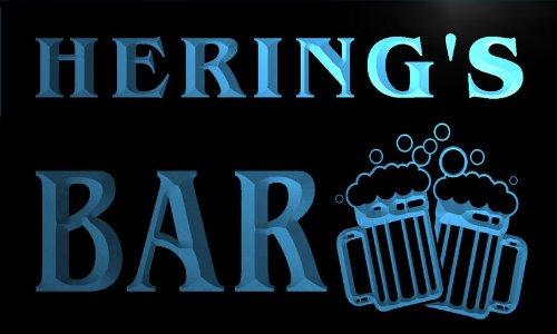 w009626-b-herings-nom-accueil-bar-pub-beer-mugs-cheers-neon-sign-biere-enseigne-lumineuse
