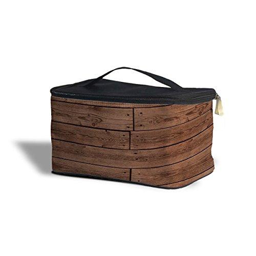 plancher-de-bois-recyclees-motif-cosmetiques-maquillage-etui-de-rangement-fermeture-eclair-sac-de-vo