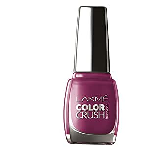 Lakme True Wear Color Crush Nail Color, Shade 58, 9ml