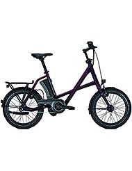 E-Bike Kalkhoff Sahel Compact i8R 11 Ah 20' 8G Rücktritt marsalared/black Rh 46