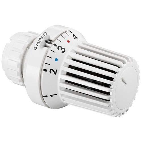 Oventrop Thermostatkopf UniXD passend für Danfoss Baureihe RA mit Klemmverbindung weiß - Home Depot Thermostat