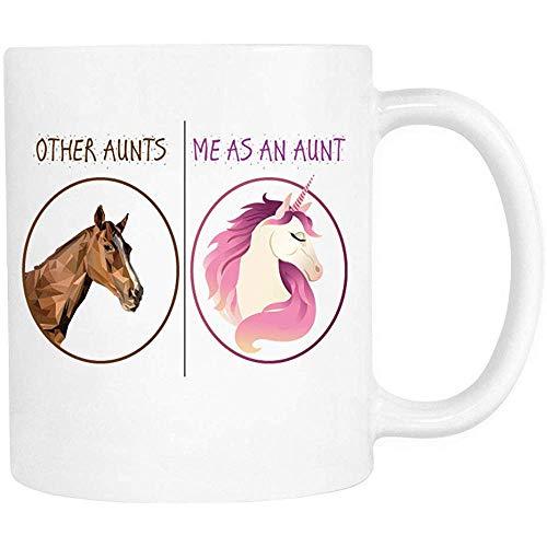 Yo como tía Gift Novelty Ceramic Coffee Mug Tea Cup