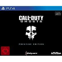 Call of Duty: Ghosts - Prestige Edition (100% uncut) - [PlayStation 4]