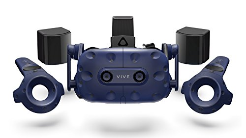 Vive Pro CE EU VR Brille Full Kit (mit Basestations 2.0)