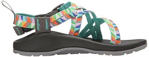 Chaco ZX1 Ecotread Sandal (Toddler/Little Kid/Big Kid) Camper Turquoise