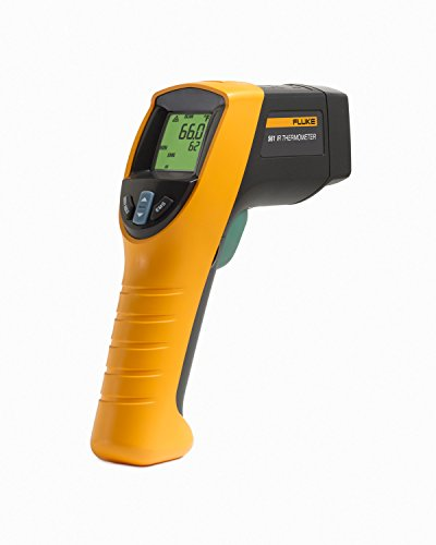 Fluke 561Infrarot- und Kontakt Thermometer Thermometer Von Fluke