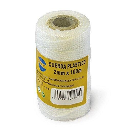 Rouleau de corde en plastique pour culture (100m)