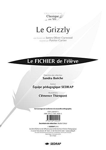 Grizzli, fichier