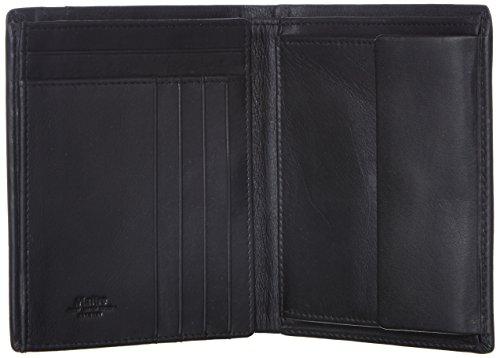 Maitre (HF) 4060000593 Unisex-Erwachsene Geldbörsen 10x13x1 cm (B x H x T) Schwarz (Black 900)