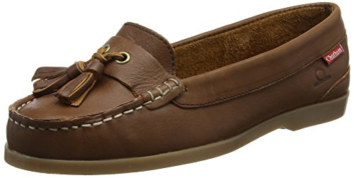 Chatham Women's Arora Boat Shoes, Brown (Brown 000), 4 UK 37 EU
