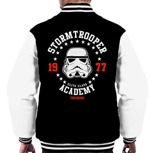 Original Stormtrooper Training Academy Men's Varsity Jacket