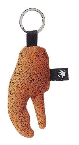 sigikid, Mädchen und Jungen, Schlüsselanhänger, Hummerzange, 9 cm, Beasts, Orange, 41373