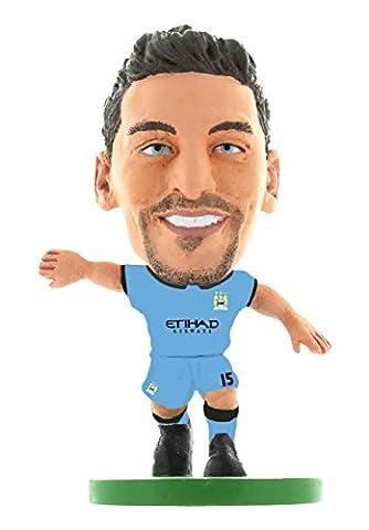SoccerStarz Man City Jésus Navas Home Kit