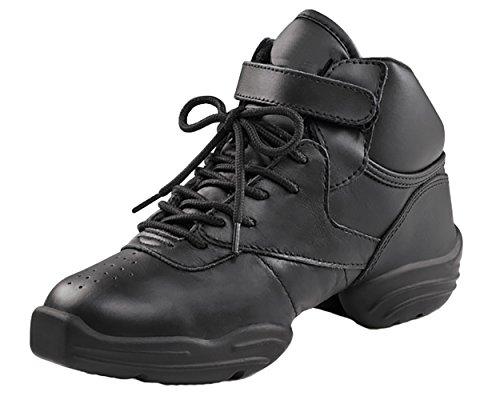 Capezio Capezio Ds01 Dansneaker, Unisexe Blanc Adulte Sneaker
