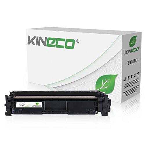 3 X Hp Laserjet (Kineco Toner kompatibel zu HP CF230X 30X für HP Laserjet Pro M227fdw M203dw M203 M220 MFP M227-3.500 Seiten (MIT CHIP und Füllstandsanzeige))
