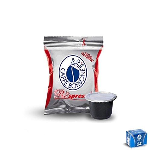 Caffè Borbone Nero Blend - 50 Nespresso Compatible cápsulas de café