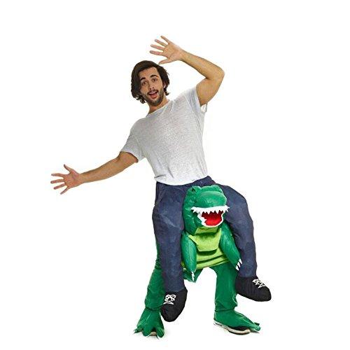 Morph Neu Huckepack Tragen Witzig Kostüm Unisex - - Tragen Halloween Kostüm