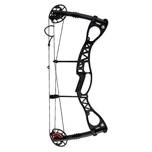 Bogenschießen Compound Schießen Bogen mit einstellbare Draw Gewicht 40-60lbs Linke rechte Hand Wettbewerb Praxis Ziel Jagd Adult Bow (Mathews Ziel)