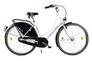"""28"""" Holland Fahrrad Damanfahrrad, 3 Gang Shimano Nexus Nabenschaltung, STVZO mit Nabendynamo, Felgenbremse und Rücktritt RH 50cm"""