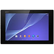 "Sony Xperia Z2 - Tablet de 10.1"" (WiFi + Bluetooth, 16 GB, 3 GB RAM, Android 4.4 KitKat), negro"