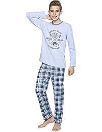 Timone M/ädchen Schlafanzug 768G