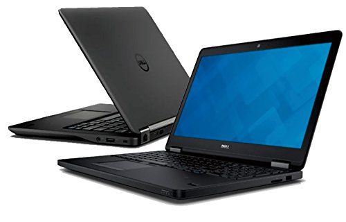 Notebook DELL E7450 - CPU i5 - 5300U @ 2,30 GHz - SSD 256 GB - RAM 8 GB - 14in FHD - Intel HD - NO DVD-RW - Teclado retroiluminado con Pegatinas ITA - WIN10 Pro 64 bits (Reacondicionado)