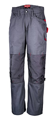 Honeywell 4002302-XL/48L - HLine Durable and Comfortable Trousers - Grey - Size XL/48L -