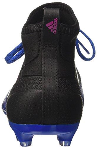 adidas Ace 17.2 Primemesh, Chaussures de Futsal Homme, Red/FT Noir (Core Black/ftwr White/blue)