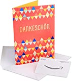 Amazon.de Geschenkkarte in Premium Grußkarte - 40 EUR (Danke)