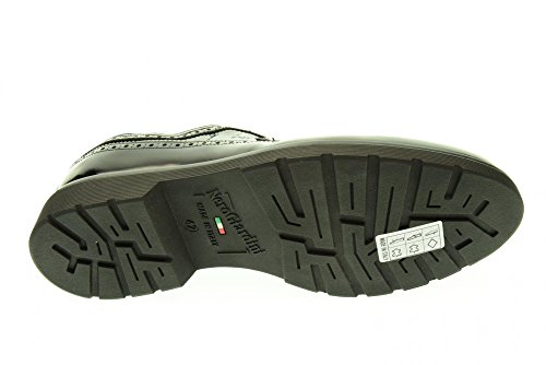 NERO GIARDINI Man A503702U lacé / 100 Nero