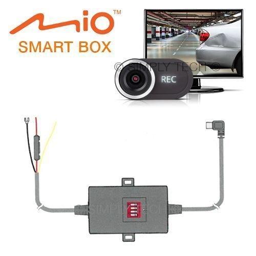 mio-smartbox-hardwire-kit-for-all-mivue-car-dash-cams-cameras-dvr-recorders