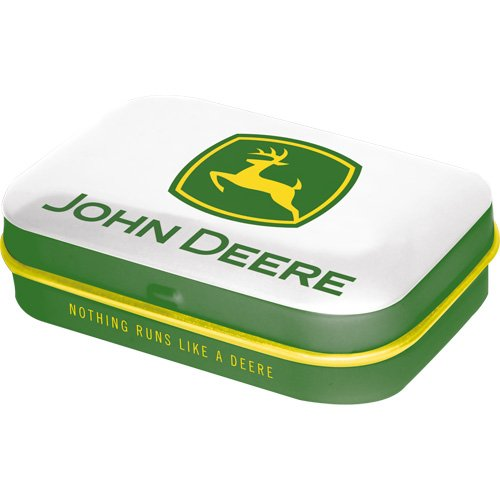 nostalgic-art-john-deere-logo-white-pillendose-4x6x16cm