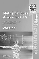 Mathématiques Groupements A et B