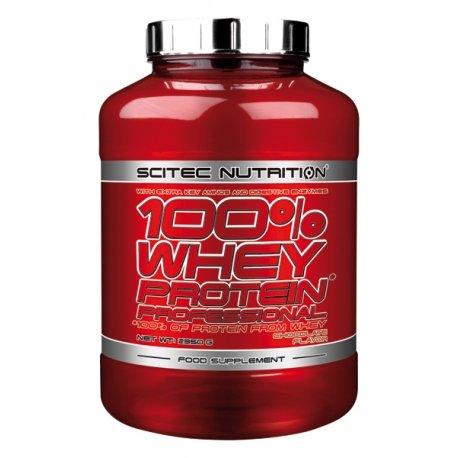100% Whey Professional (2,35 kg) Scitec Nutrition