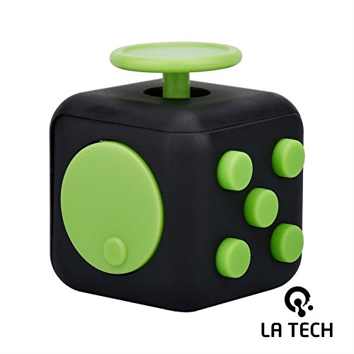 Fidget 6 Sided Cube Relieves Stress And Anxiety