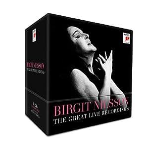 Birgit Nilsson - The Great Live Recordings