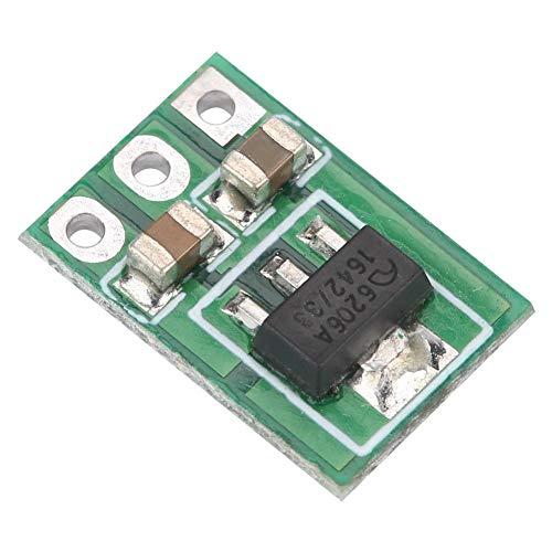 Keenso Ultraleichtes, ultradünnes DC-Abwärts-Buck-Regler-Modul für 3,5-5 bis 3,3 V Gleichstrom Low-esr-cap