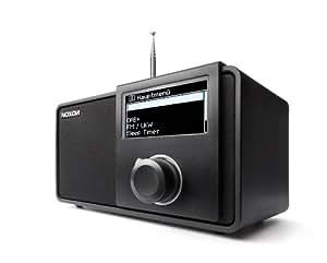 Terratec NOXON dRadio 100 Personale Digitale Nero