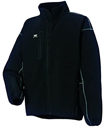 Helly Hansen Madrid Soft Shell Jacket Black M