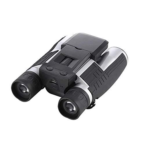 """ZAIHW Neue Multifunktions-Nachtsichtferngläser, 1080 HD-Digital-Infrarot-Fernglas mit 2""""TFT-LCD- und 12-facher IR-Vergrößerung mit Videorecorder-Funktion Tag und Nacht für Wildlife"""