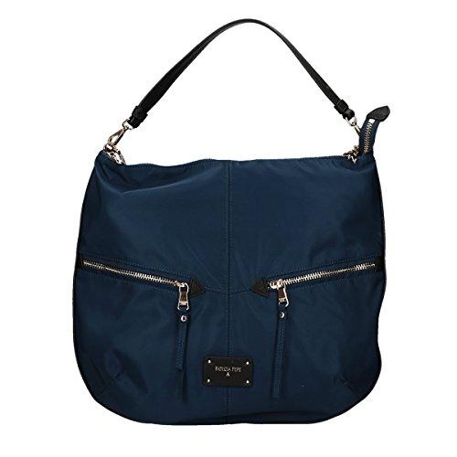 Patrizia Pepe shoulder bag resersible blue