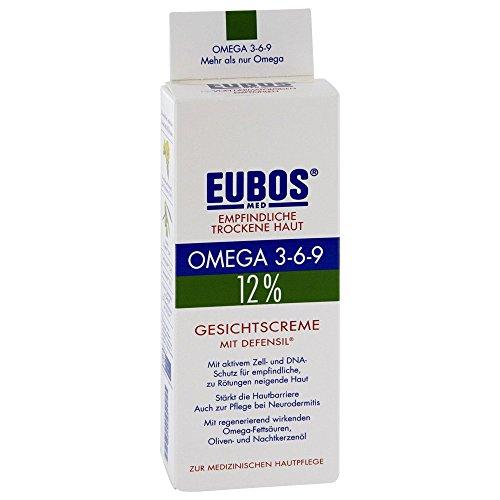 Eubos Empfindl. Haut Omega 3-6-9 Gesichtscreme 50 ml